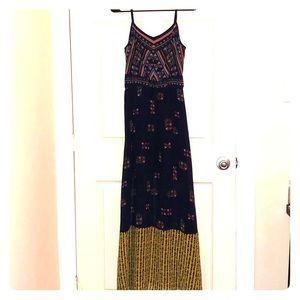Xhilaration Small Long Dress